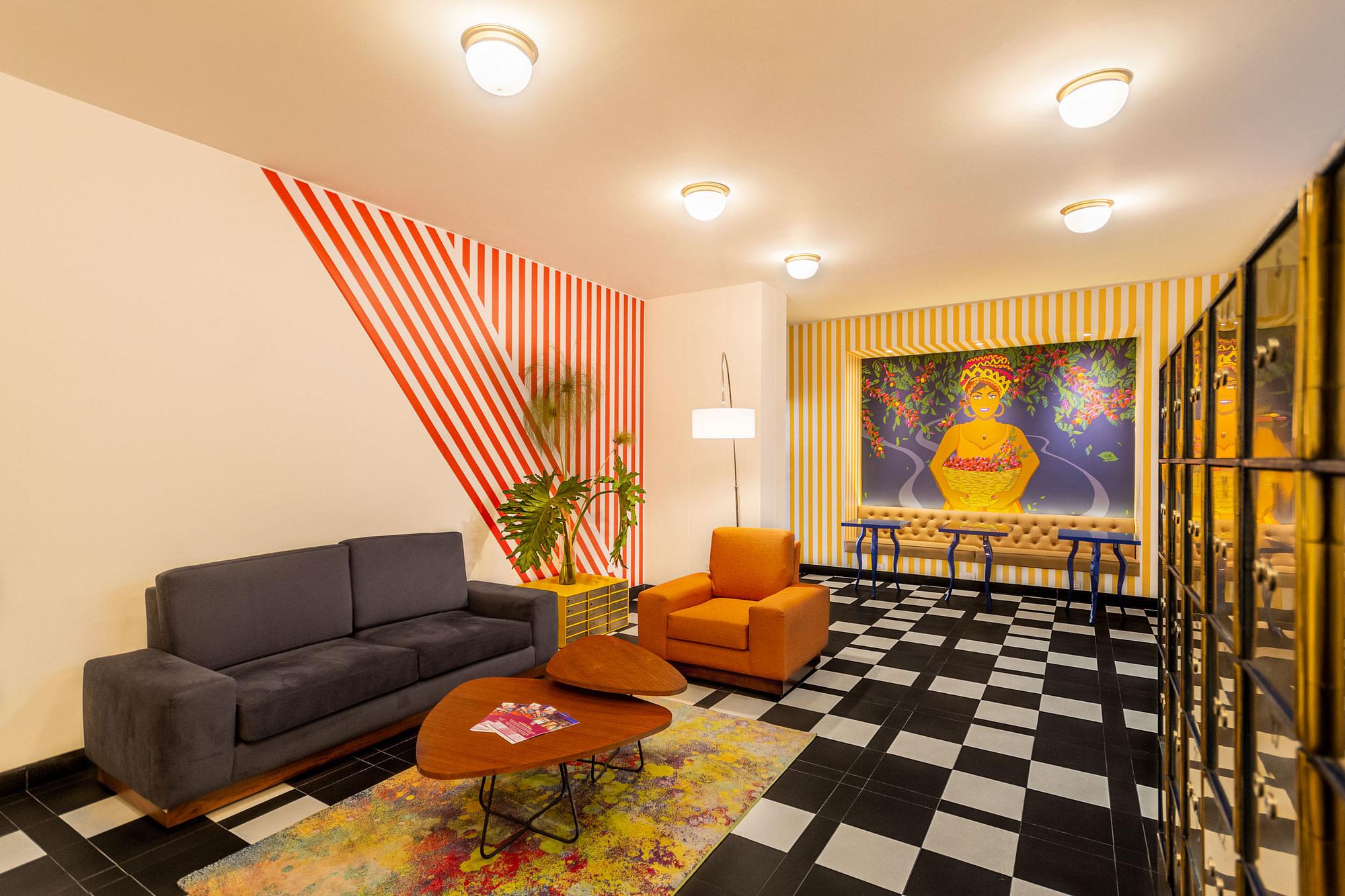 Hotel Pop Art