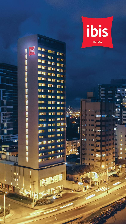 Fachada Hotel Ibis Cartagena